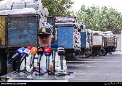 مصاحبه سردار رحیمی رئیس پلیس تهران بزرگ