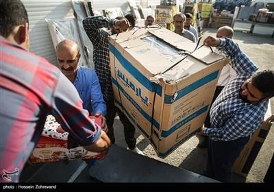 اهداء 10 سری جهیزیه به زوج های جوان توسط گردان امنیتی امام علی(ع) ناحیه ملسم بن عقیل