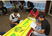 بازگشت پیکر شهید مدافع حرم نجباء پس از سه سال+عکس