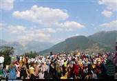 جشنواره کشاورزی بومی و محلی در اشکور گیلان به روایت تصویر