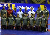 Iran Freestyle Team Claims Asian Wrestling C'ships