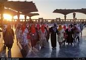 حج تمتع 98|تعداد زائران ورودی به عربستان از مرز 21 هزار نفر گذشت
