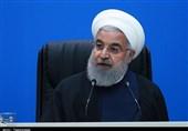 روحانی: استراتژی صبر راهبردی ایران از 18 اردیبهشت به «اقدام متقابل» تغییر کرد / با پیروزی از این شرایط عبور میکنیم