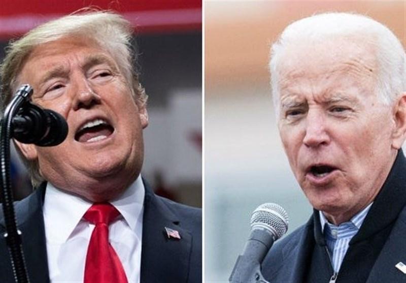 بایدن: امیدوارم سناتورها جسارت استیضاح ترامپ را داشته باشند