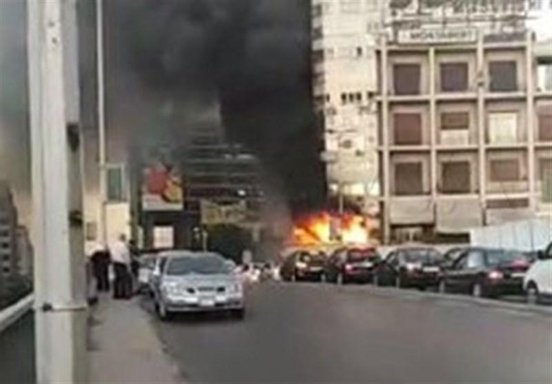 حادثه آتشسوزی منطقه ابیوردی شیراز 8 مصدوم بر جای گذاشت
