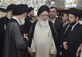 مراسم بزرگداشت حضرت آیتالله شاهرودی در مسجد العلی مشهد برگزار شد