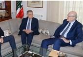 چرا نخست وزیران اسبق لبنان به خدمت شاه سعودی رفتند؟+عکس