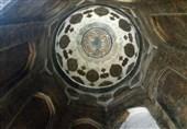 روایت تسنیم از هنر صفویان در بقعه شیخ صفیالدین؛ یادگار 400 ساله هنرمندان ایرانی پابرجاست+عکس