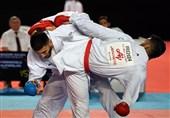اعلام برنامه شانزدهمین دوره مسابقات کاراته قهرمانی آسیا