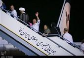 نخستین پرواز زائران حج تمتع از اصفهان