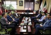 بازدید معاون وزیر راه از خبرگزاری تسنیم