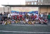 برگزاری طرح آیندهسازان ورزش با حضور پیشکسوتان پرسپولیس و استقلال