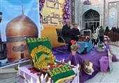 """تبرک جستن اهالی جنوب تهران به """"خورشید هشتم"""" + تصاویر"""