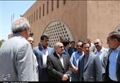 پروژه تالار مرکزی شهر کرمان از برنامه زمانبندی عقب است