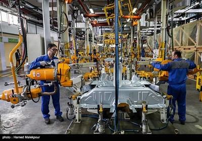 خط تولید پژو 301