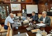 در نشست استاندار کهگیلویه و بویراحمد با وزیر نفت و رئیس سازمان امور مالیاتی چه گذشت