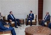 الرئیس الاسد یجدد دعم سوریا لإیران بوجه التهدیدات الأمریکیة