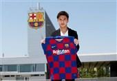 فوتبال جهان  مهاجم جوان کاشیما آنتلرز رسماً به بارسلونا پیوست