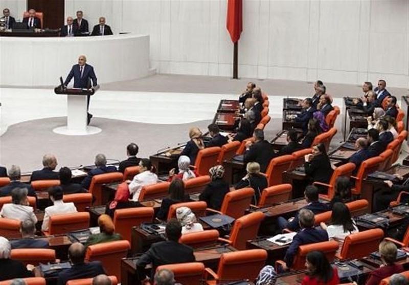 تنش و اختلاف در مجلس ترکیه در سالگرد کودتا