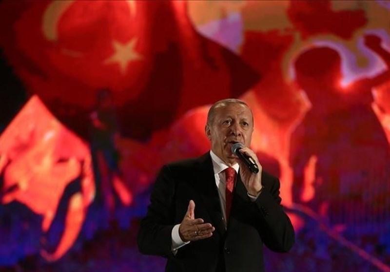 اردوغان: سامانه اس 400 در سال 2020 عملیاتی میشود