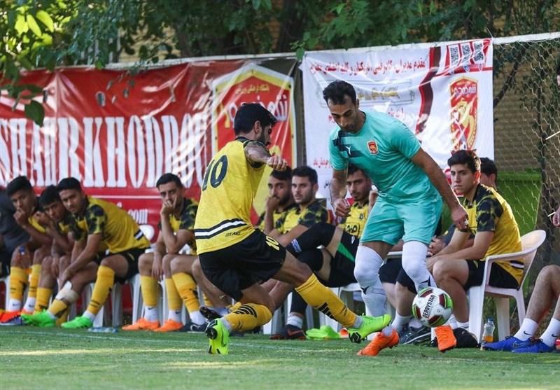 حسینی: امیدوارم به تیم ملی دعوت شوم/ سپاهان هدفی جز قهرمانی ندارد