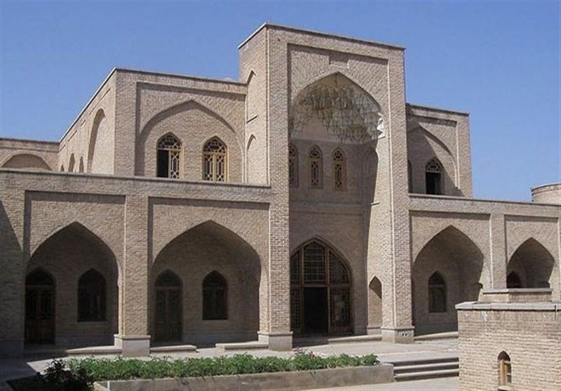 Shah Abbasi Caravanserai in Iran's Marand