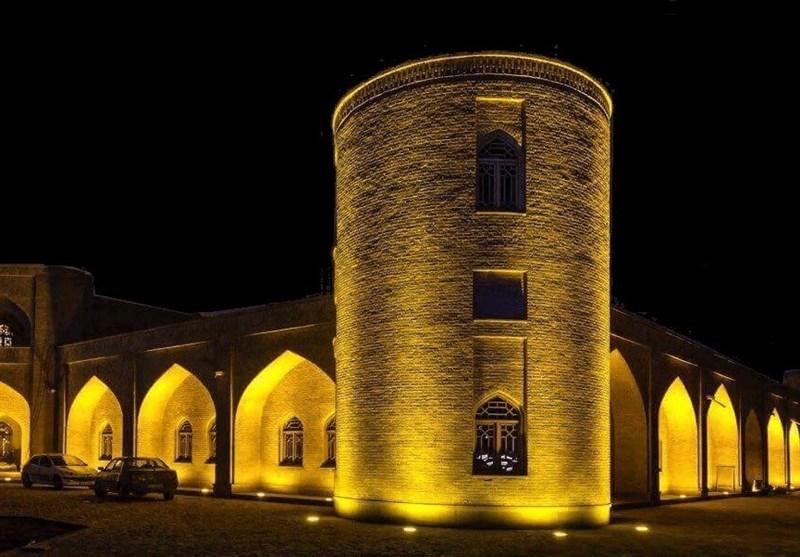 Shah Abbasi Caravanserai in Iran's Marand - Tourism news