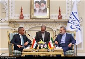 Iran, Iraq Inseparable: Speaker Larijani