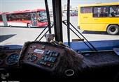 وقتی اتوبوسهای داغ امان شهروندان را میبرد؛ کولر وسیلهای تزئینی در اتوبوسهای کلانشهر کرمانشاه