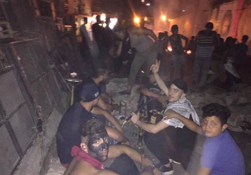 گزارش|اعتراضات آوارگان فلسطینی در لبنان؛ دلایل آغاز و واکنشها