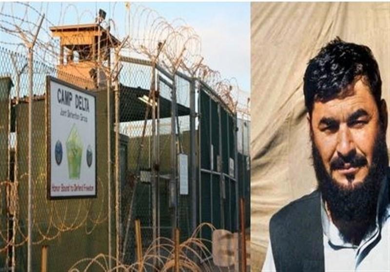 آزادی «حاجی بشر نورزی» از افراد نزدیک به رهبر سابق طالبان از گوانتانامو
