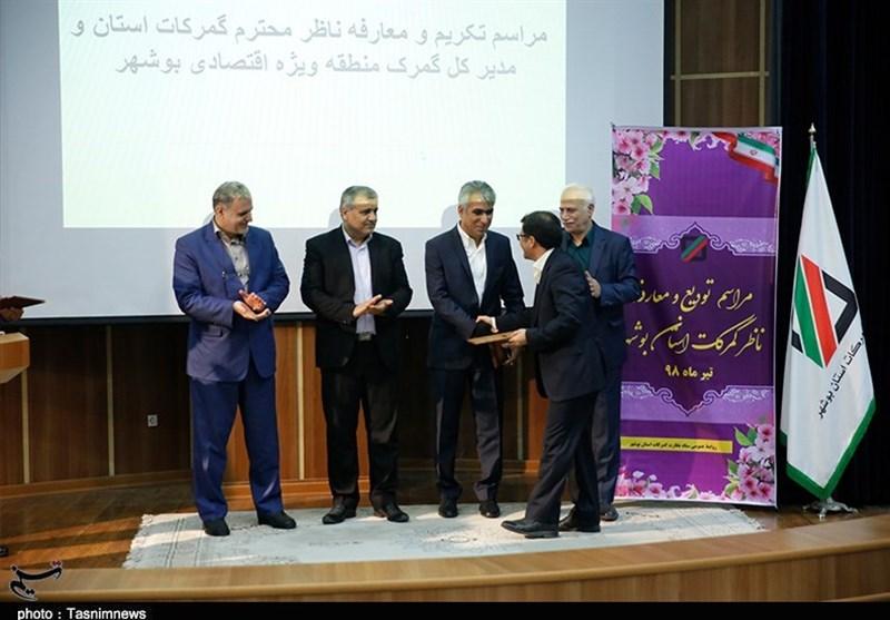 بوشهر| زمان ترخیص کالا در گمرکهای کشور کاهش یافت+تصاویر