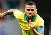 فوتبال جهان| آلوز پس از عقد قرارداد با سائوپائولو: میتوانستم به هر تیمی بروم اما ترجیح دادم به برزیل برگردم
