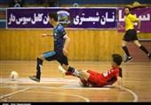 آذرخش بندرعباس مقابل تیم رده اولی لیگ برتر فوتسال به تساوی دست یافت