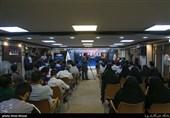 سخنرانی حجت الاسلام بی آزار تهرانی در مراسم تقدیر از عوامل سریال گاندو در خبرگزاری تسنیم