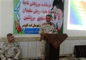 فرمانده مرزبانی ناجا: مرزنشینان پاسداران انقلاب اسلامی هستند/بازارچه مرزی اینچهبرون احیا میشود