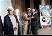 تجلیل از مقام شامخ شهدای «حادثه تروریستی 30 تیرماه روستای دری مریوان»+تصاویر