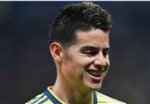 فوتبال جهان| اتلتیکومادرید مذاکره با رئال مادرید برای جذب خامس را انکار کرد