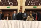 سودان| اعلامیه قانون اساسی میان نظامیان و معارضان امضا شد