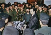 گزارش|دستکاری میراث جنگ در موزه هاشمی/ مذاکره یا مقاومت؛ کدامیک صدام را به قرارداد الجزایر بازگرداند؟