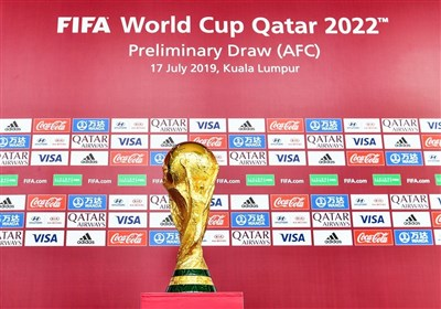 فیفا اعلام کرد: دیدارهای انتخابی جام جهانی ۲۰۲۲ در آسیا به تعویق افتاد/ بررسیهای بیشتر درباره کرونا ادامه دارد