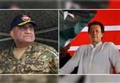 وزیراعظم عمران خان کی آرمی چیف قمر جاوید باجوہ سے اہم ملاقات
