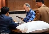 محمدعلی نجفی در دومین جلسه رسیدگی به پرونده قتل میترا استاد