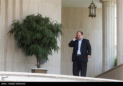 محمد شریعتمداری وزير تعاون، كار و رفاه اجتماعی