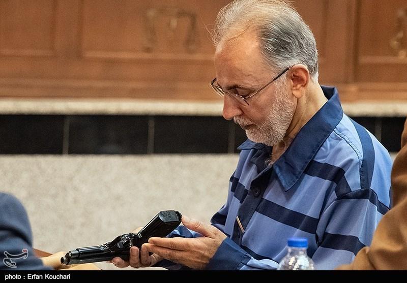 وکیل نجفی: موکلم به قتل شبهعمد اعتراف کرده نه عمد