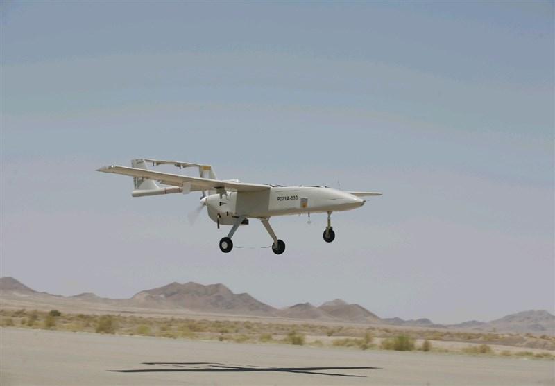 گزارش|استقرار پرنده های جدید نزاجا در مرز ایران و افغانستان/ ارتش به پهپادهای 2هزار کیلومتری مجهز شد
