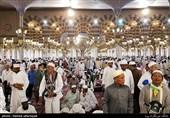 بالصور..الأجواء الروحانیة للحجاج فی مسجد النبی (ص)