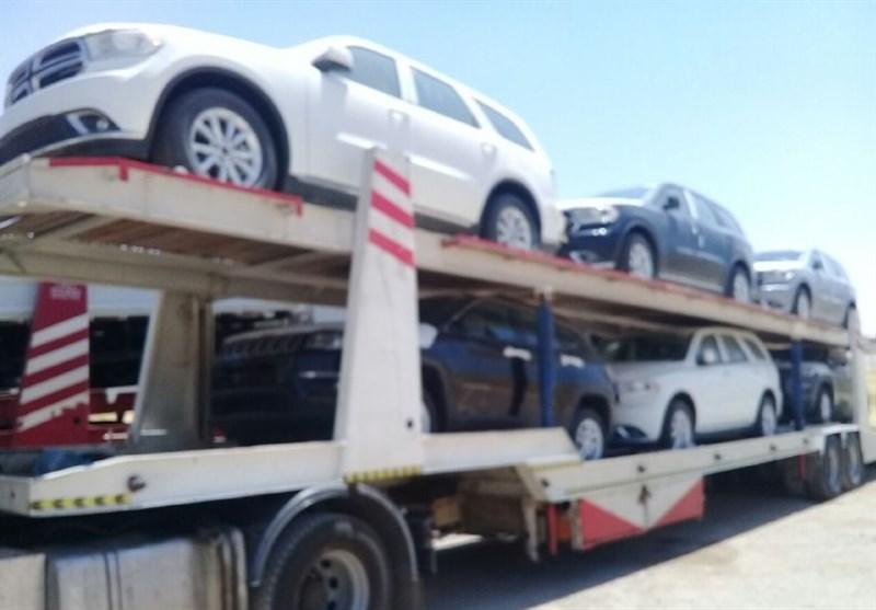 محموله خودروی قاچاق به ارزش 50میلیارد تومان در کوهدشت توقیف شد