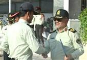 تهران| تقدیر از مأمورانی که در ماجرای پارک پلیس انجام وظیفه کردند