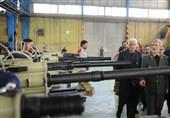 بازدید وزیر دفاع از نمایشگاه دستاوردهای رزم زمینی ساصد